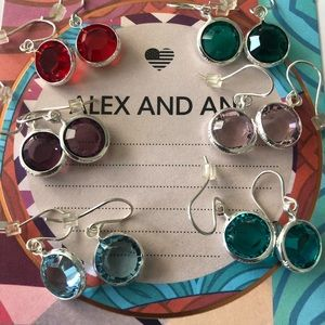 💗ALEX AND ANI EARRINGS 6/$15